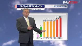 Meteorologists talk about weather and climate change