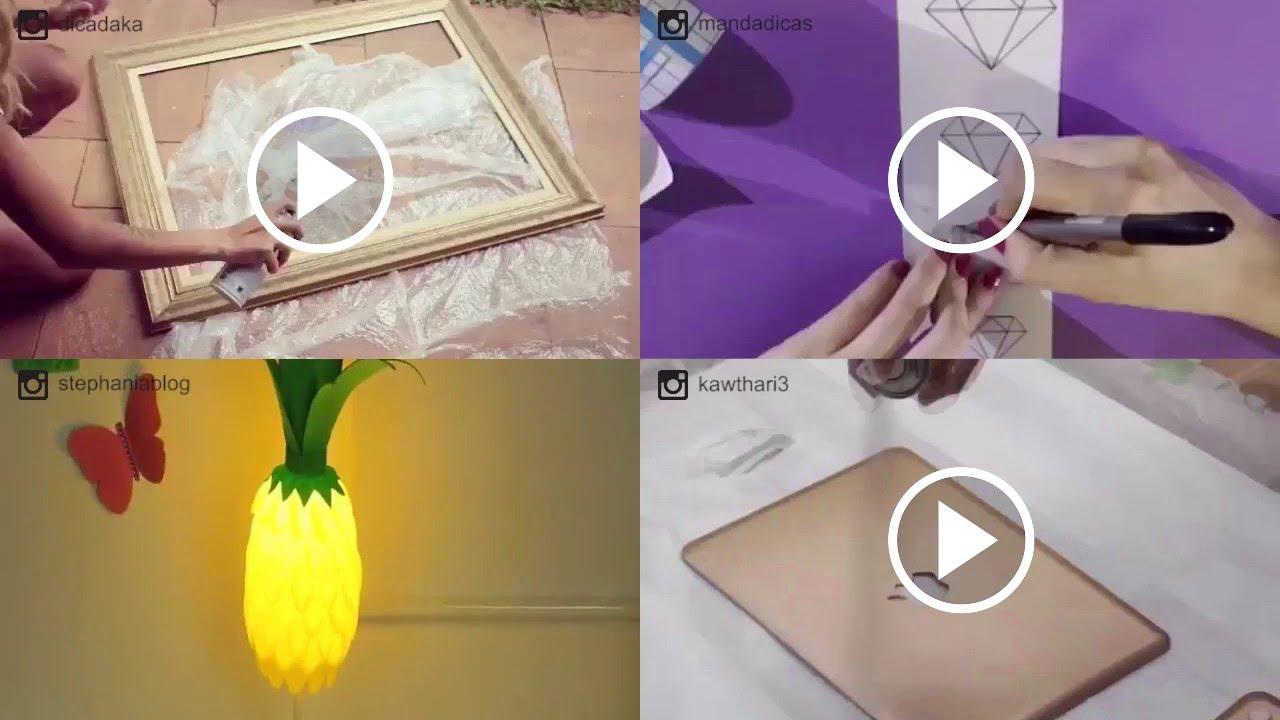 Manualidades fáciles para hacer en casa - DIY - YouTube