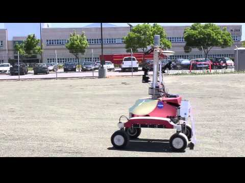 Surface Telerobotics Project First Operational Readiness Test