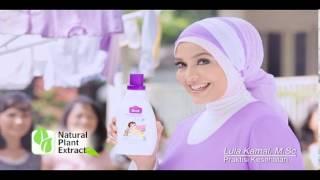 """Sleek Baby Laundry Detergent versi """"No Iritasi"""""""