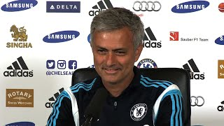 Chelsea - Jose Mourinho - Manchester United Games Are Easy To Prepare For