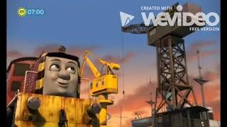 Thomas and Friends - New Crane on the Dock Clip: Big mickey Brakes The Silence (With ALT Music)