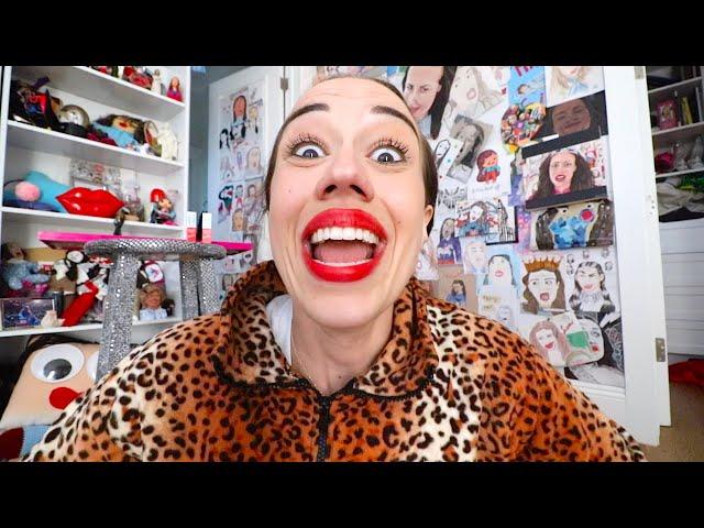 "Miranda Sings Saying ""HEY GUYS"" for 10 Minutes Straight"