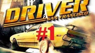 Driver San Francisco - Español (Parte 1)