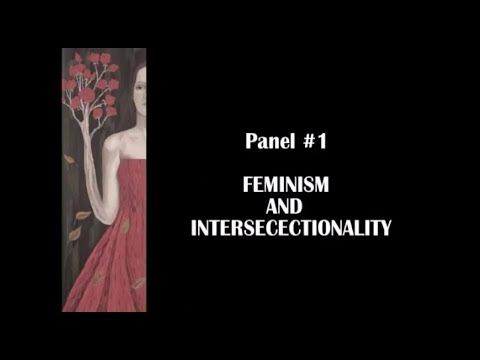 Gender Equality Panel 1 Feminism and Intersectionality