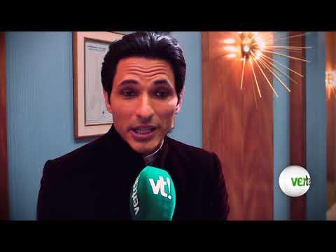 Velvet Colección - Entrevista A Andrés Velencoso