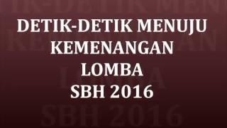 Juara 1 SBH 2016, RT.10/02 Desa Sruni (MANGGA III)