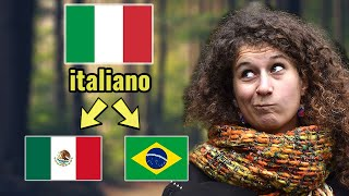 Italian Language | Can Spanish and Portuguese speakers understand it?