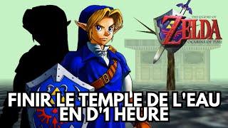 Walkthrough FR l Zelda Ocarina Of Time l Temple de L'Eau (Commenter)