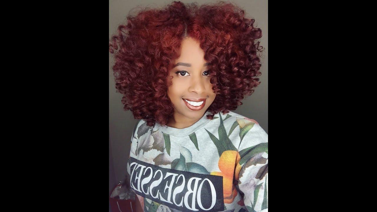 flexi rod set natural fine hair themanechoice