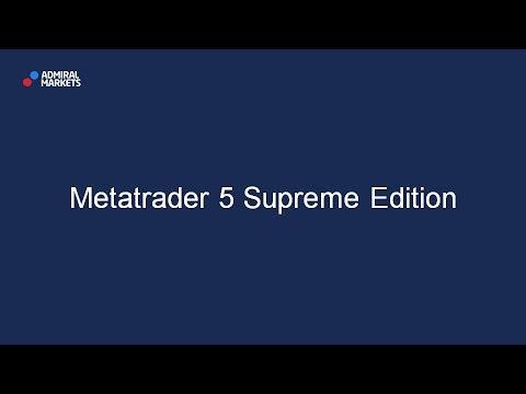 Metatrader 5 Supreme Edition Youtube