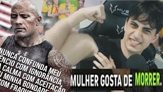 FRASES DE MACHO ALFA HETERO HOMEM MASCULO