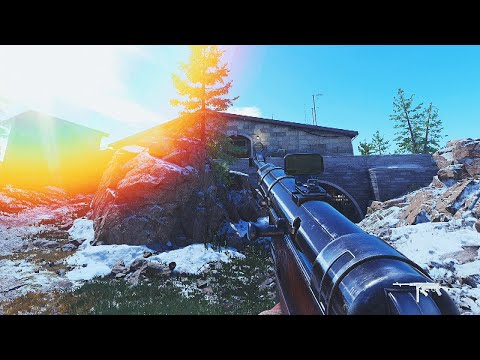 Call of Duty Vanguard on PC is... (beautiful)