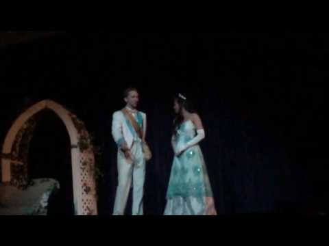"""Widefield High School """"Cinderella the Musical"""" with Carly Calinagan"""