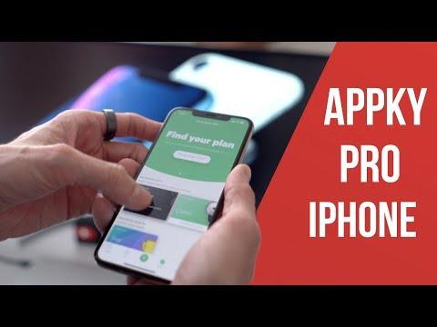 Nejlepší aplikace pro připojení na iphone