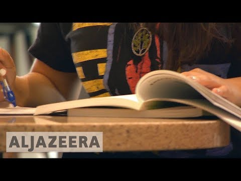 ?? Displaced Puerto Rican students adjust to mainland schools