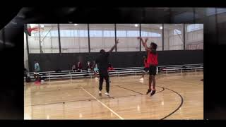 Columbia Exposure Showcase 2021 -  Amari Washington Highlights