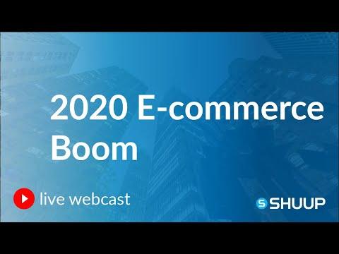 Webinar: 2020 E-commerce Boom: How Shuup Helped Businesses Adapt