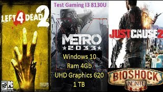 I3 8130U Intel Uhd 620 Gaming