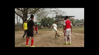 Nagaland's youth show off soccer skills at Tata Football Academy selection trials: Nagaland news