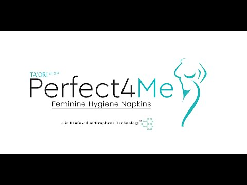 Download It's time to outsmart mentruation! Taori Perfect4me Launch promo LIVE