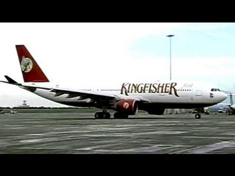 Kingfisher Pilots Go On Strike Again