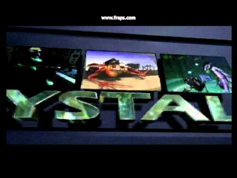 crystal dynamics logo ( 3 gameplay screens) - youtube