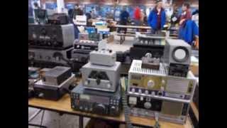 Southington CT Flemarket Hamfest 2014 March 16 2014 K2HAT thumbnail