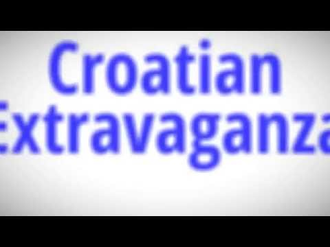 32nd Annual Croatian Extravaganza Preview
