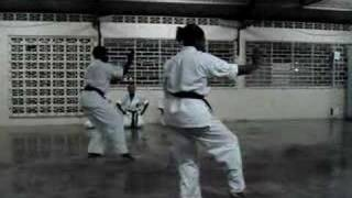 First Ja. Zen Do Kai Kan Karate
