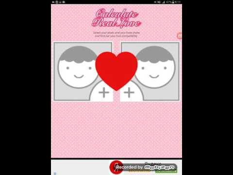 Обзор игры тест на любовь по фото
