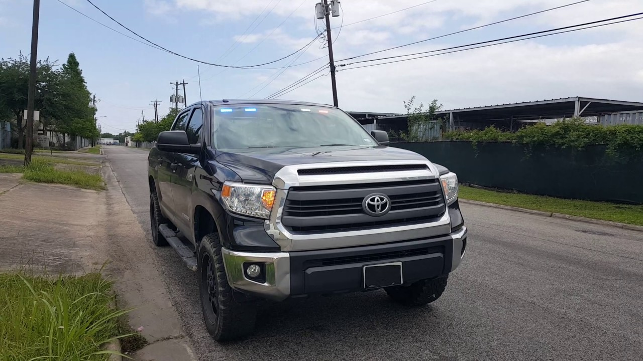 2015 Feniex Tundra Police Lights By Efs Houston Emergency