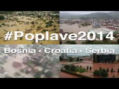 Poplave u Hrvatskoj,BIH i Srbiji (Floods in Croatia, Bosnia and Herzegovina and Serbia)