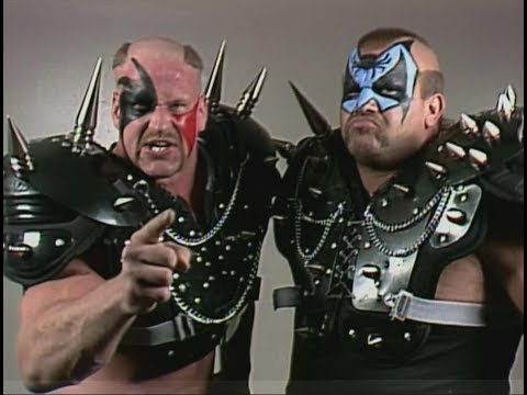 NWA World Championship Wrestling 4/15/89