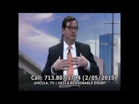 HCCLA's Reasonable Doubt - Judge Michael Schneider (315th Juvenile Court)