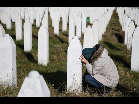 Shadow of nationalism raises worries of war in Bosnia