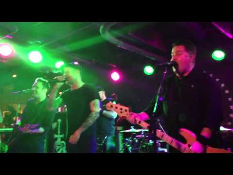 Dropkick Murphys - 'The End of the Night' live at U Street Music Hall Washington DC new song 2012