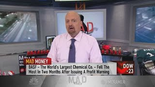 Cramer: We have 'real reason to be worried' about the global economy