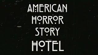 American Horror Story: Hotel & Lady Gaga