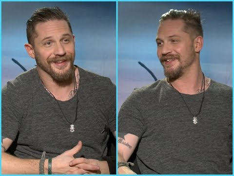 Think again if you wanna mess with Tom Hardy!