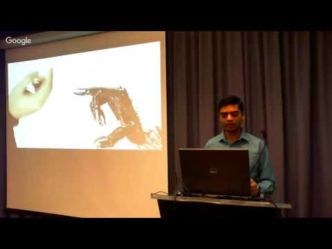 Vikash Kumar, PhD Exam Talk