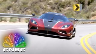 Jay Leno's Garage: Top 5 Fastest Cars | CNBC Prime
