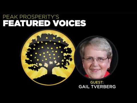 Gail Tverberg: The Coming Energy Depression