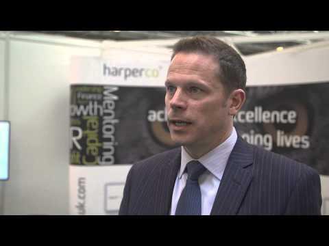 Tony Roxburgh, Business Development Director, HarperCo offers a Multimodal Testimonial.