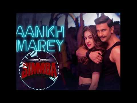 Aankh Marey | Ranveer Singh, Sara Ali Khan |Neha Kakkar, Kumar Sanu Rey Creation
