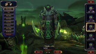 Demon hunter Intro (Part 1) - Legion Alpha [LORE SPOILERS]