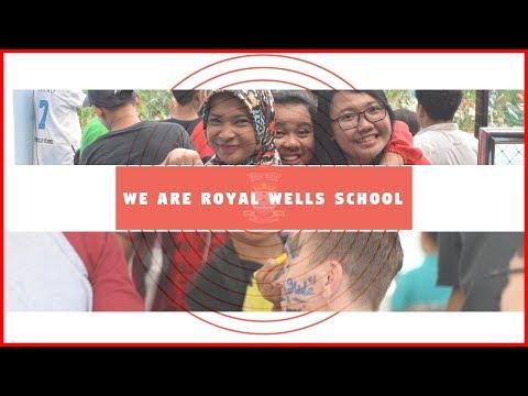 WE ARE ROYAL WELLS SCHOOL