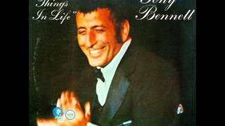 Tony Bennett  The End of a Love Affair