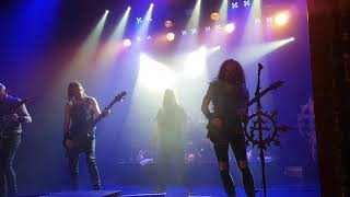 Sinsaenum - Army of Chaos (Live @ Olympia, Tampere 27.10.2018)