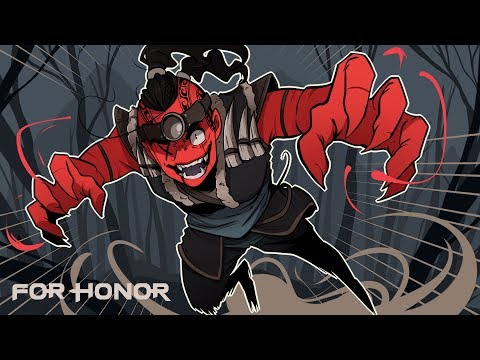 THE THIRST FOR BLOOD!   For Honor